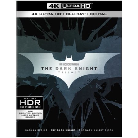 Dark Knight Trilogy (4K Ultra HD) - The Dark Knight Accessories
