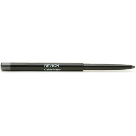 Revlon ColorStay Eyeliner Pencil, Charcoal [204], 0.01 oz