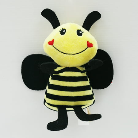 Dandee My First Valentine? Bumble Bee Baby Toy