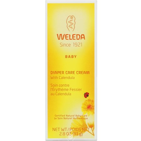 Weleda Calendula Diaper Care, Large 2.8 Ounce, Pack of 2