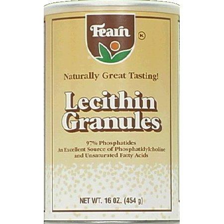 Fearn Natural Foods Fearn  Lecithin Granules, 16 oz (Lecithin Granules Organic)
