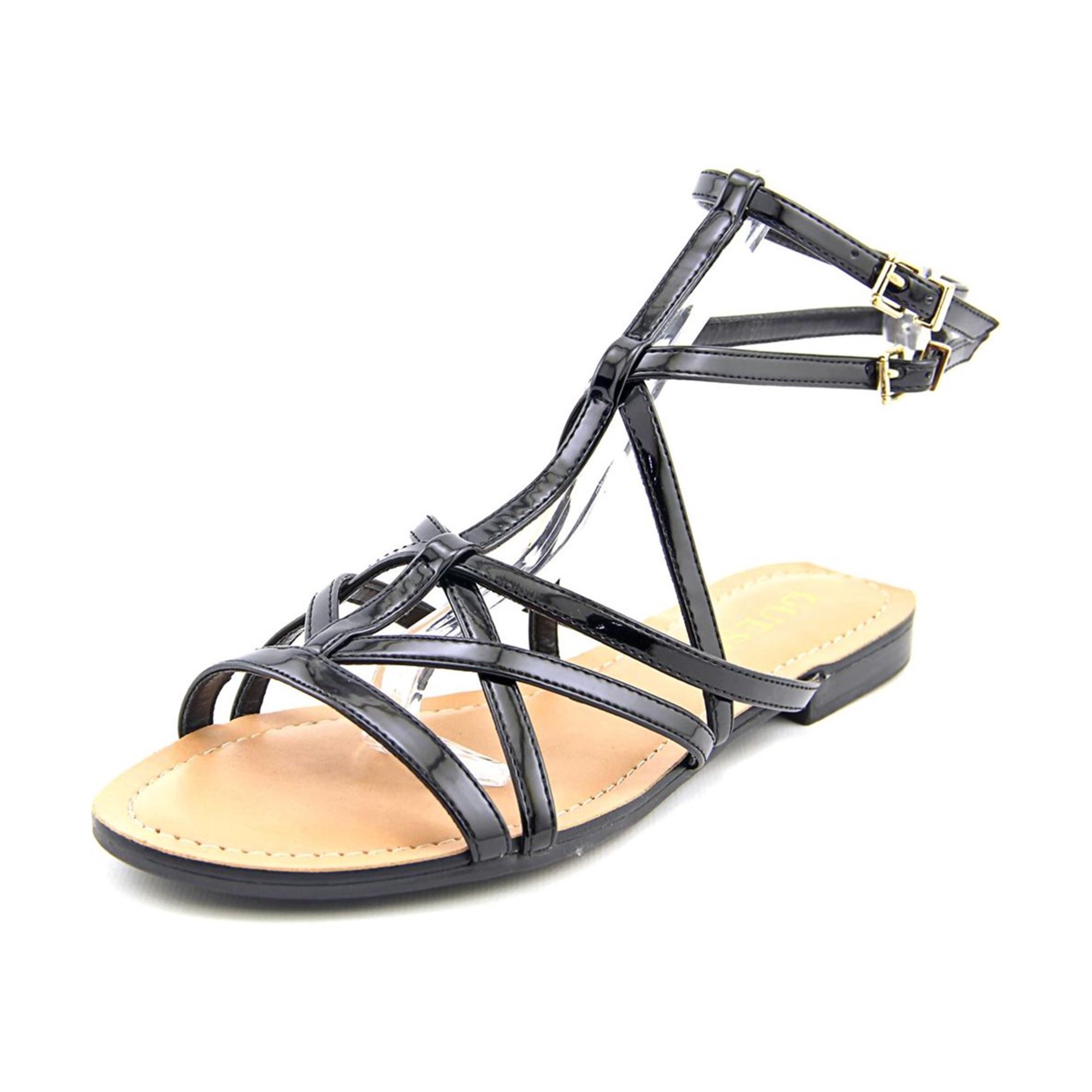 Womens SandalsWalmart Open Canada Casual Mannie Gladiator Guess Toe mnvNw80