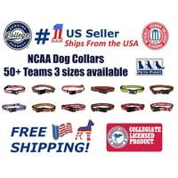 Pets First College Oregon Ducks Pet Collar, 3 Sizes Available, Sports Fan Dog Collar - Medium