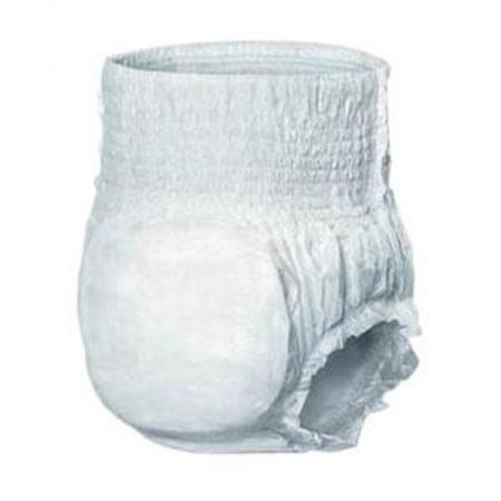 Underwear Incontinent Prot Med   Item Number 1840   80 Each   Case   Medium
