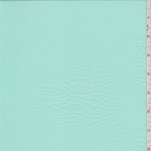 Mint Green Polyester Lawn, Fabric By the Yard