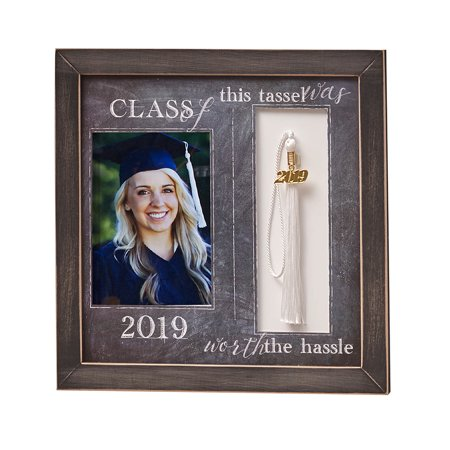 2019 Graduation  Tassel and Picture Frame -