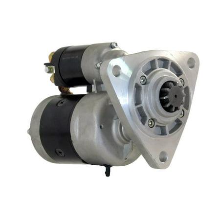 New 12v gear reduction starter motor fits belarus tractor for Gear reduction starter motor