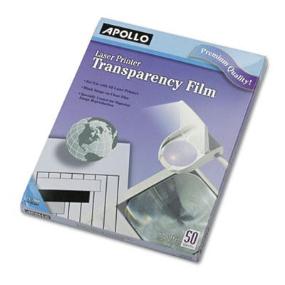 Apollo Laser Printer Transparency Film