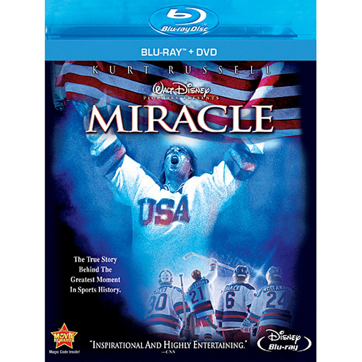 Miracle (Blu-ray + DVD)