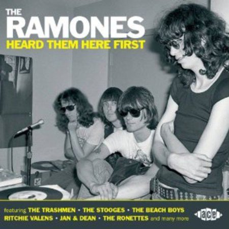 Ramones Heard Them Here First / Various