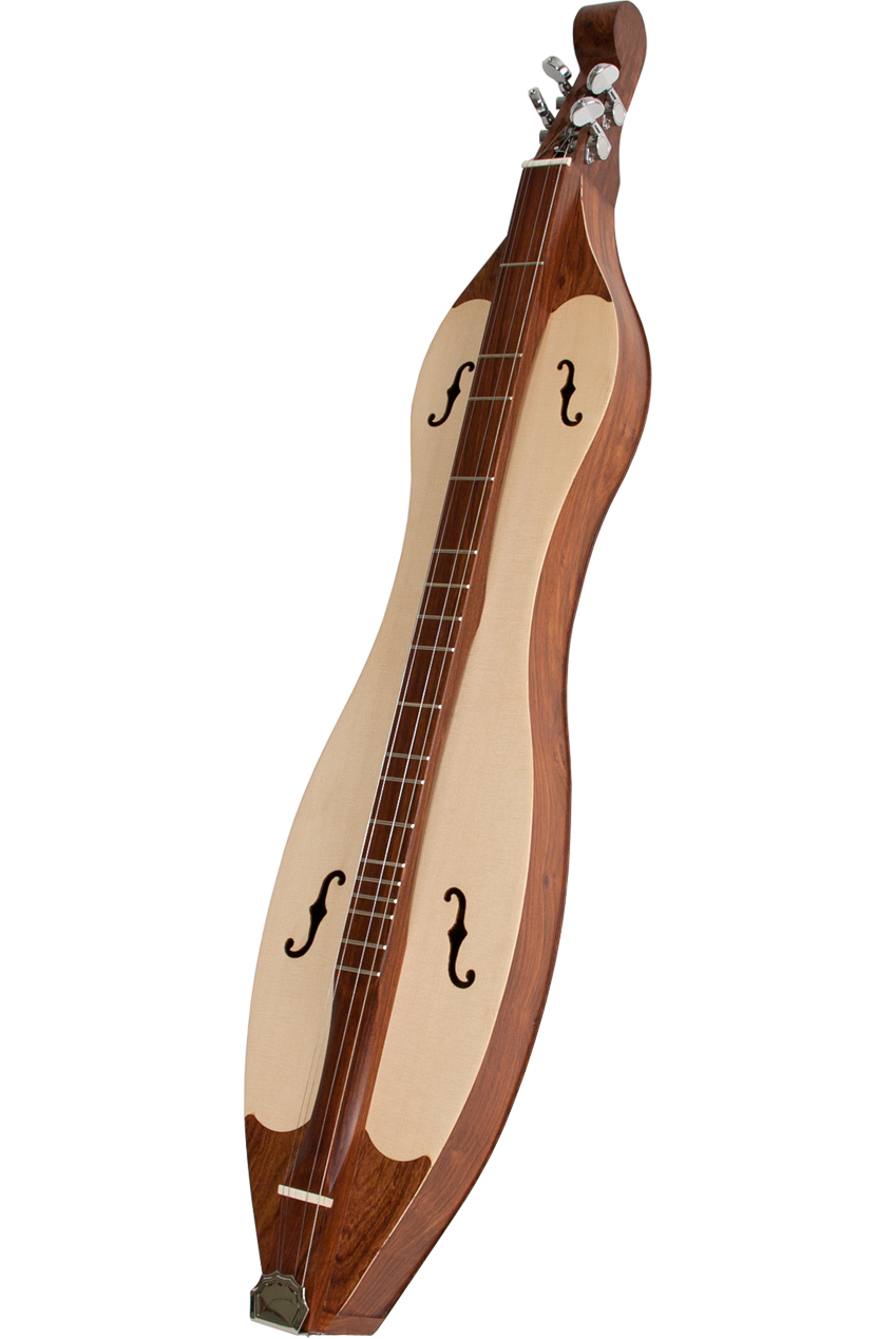 Grace Mountain Dulcimer 4 String by Roosebeck