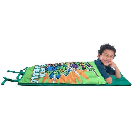 Nickelodeon Ninja Turtles Memory Foam Nap Mat Walmart Com