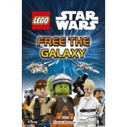 LEGO Star Wars Free the Galaxy (DK Reads Beginning To Read) (Hardcover)