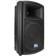 "Seismic Audio New  12"" Molded SPEAKER PA DJ Band System - NPS-12"