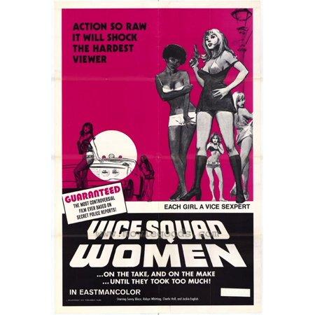 64f1bf2805e08 Vice Squad Women POSTER Movie Mini Promo