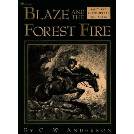 Billy and Blaze: Blaze and the Forest Fire : Billy and Blaze Spread the Alarm (Paperback)