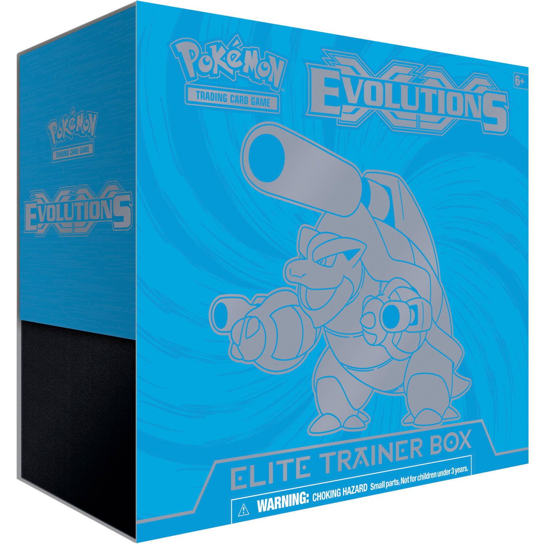 Pokemon XY 12 Evolutions Elite Trainer Box by Pokemon