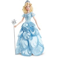 Barbie Wicked Glinda Doll with Signature Bubble Dress & Tiara