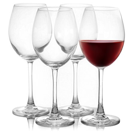 Pasabahce 4 pc Set 19.3 oz Bordeaux Wine Glass