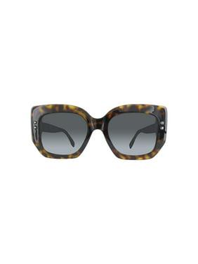 11fc42b9bfab Free shipping. Product Image Fendi FF0267S 0086 Dark Havana Square  Sunglasses