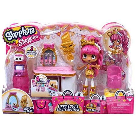 Shopkins Shoppies Lippy Lulu's Beauty (Zalora Boutique)