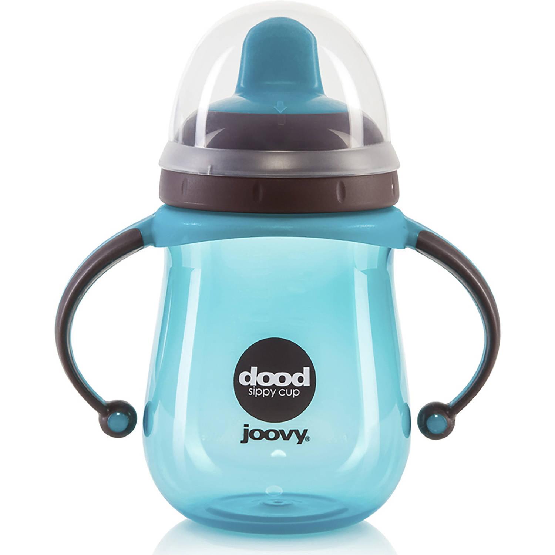 Joovy Dood Training Cup, 9oz 260ml, Turquoise by Joovy