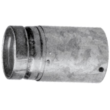 SELKIRK RV Adjustable Round Gas Vent Pipe