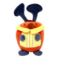 Pokemon Mini Plush Series 5 Kricketot Plush