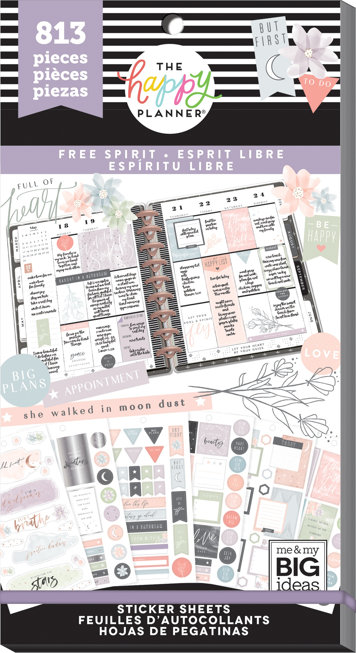 Happy Planner Sticker Value Pack-git It Done 1192//pkg