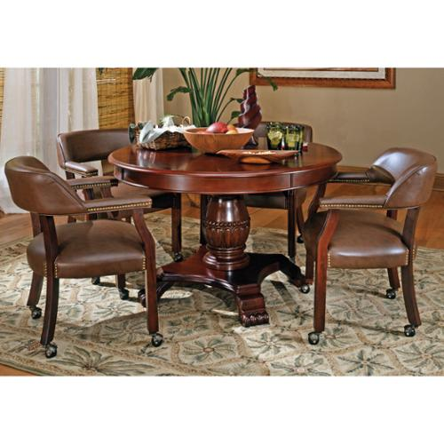 Greyson Living Champion 5-piece Game Table by by Overstock