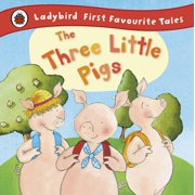 The Three Little Pigs: Ladybird First Favourite Tales - eBook