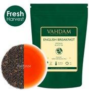 VAHDAM, English Breakfast Tea, Loose Black Tea- 16oz