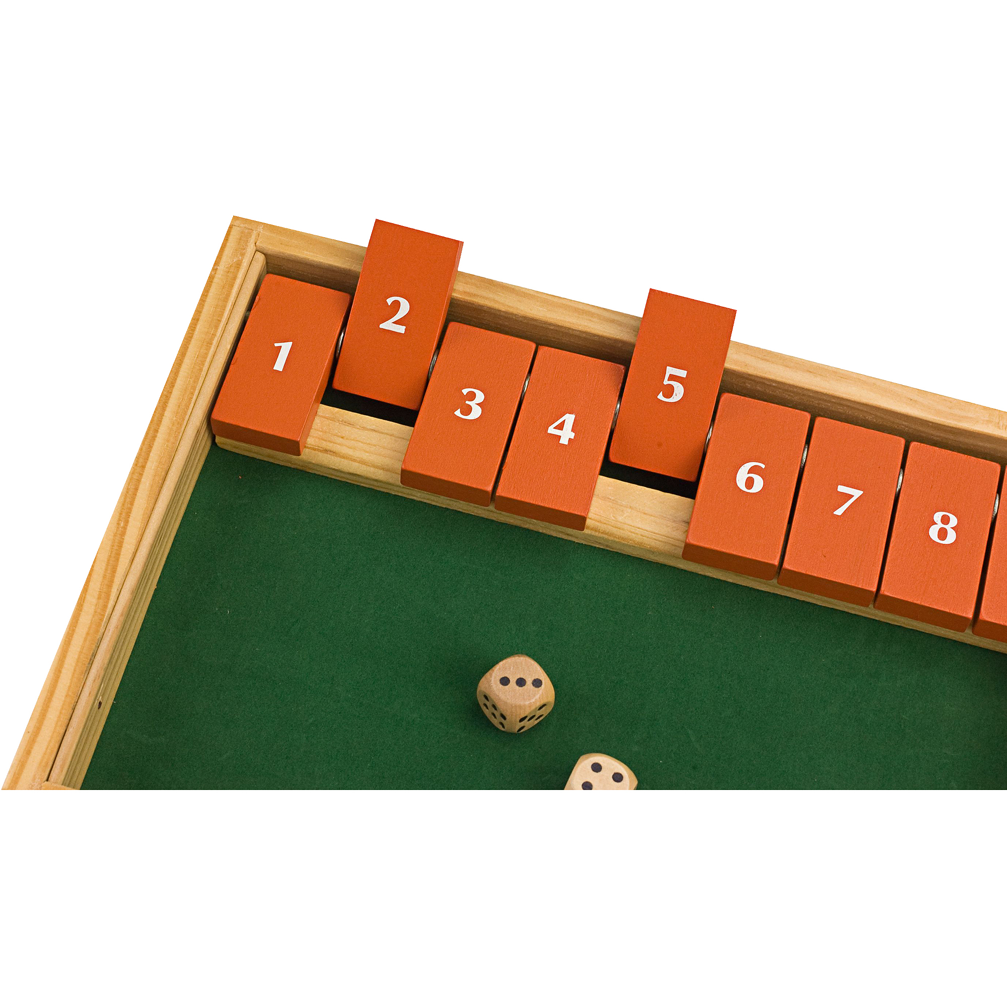 Sterling Games Classic Shut The Box #9