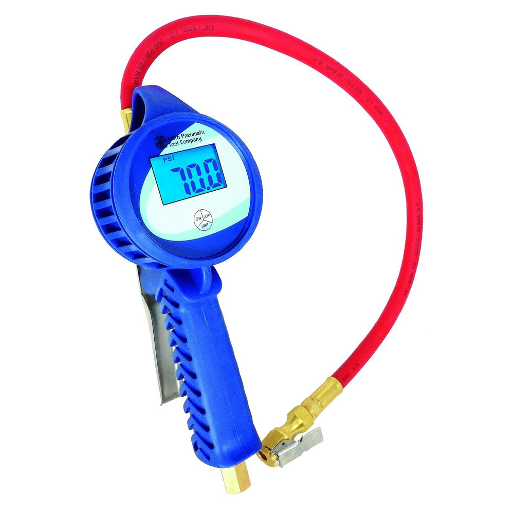 Astro Pneumatic Tool 3018 3.5-Inch Digital Tire Inflator with Hose