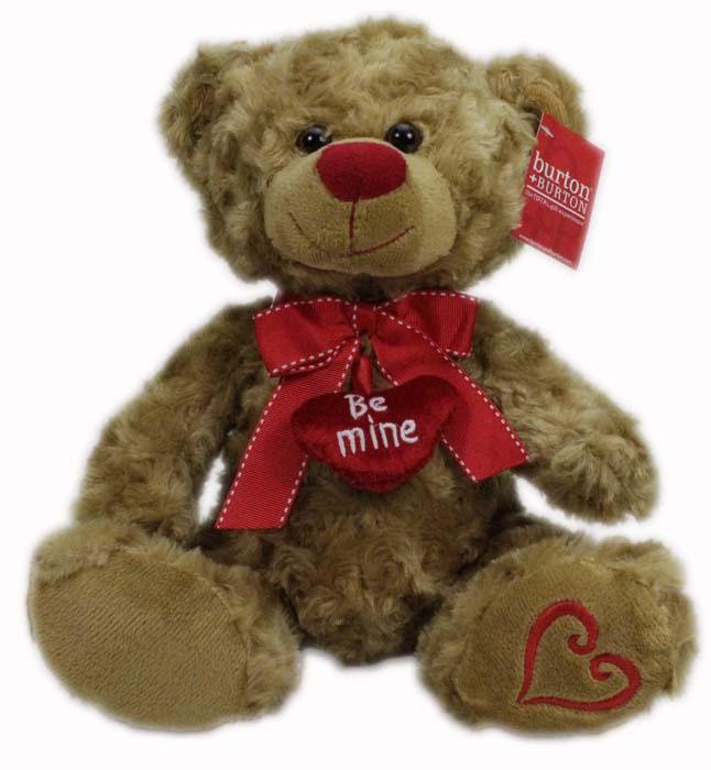 Burton and Burton FBA_9711497 Valentine's Day Teddy Bears Toy