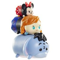 Disney Tsum Tsum Minnie, Anna & Eeyore Mini Figures, 3 Pack