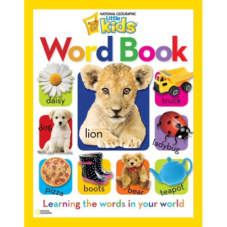 National Geographic Little Kids Word Book : Learning the Words in Your World - Word World Spooky Halloween