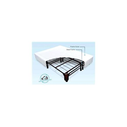 Spirit Sleep 1110F Spring Full Size Folding Bed Frame with Cover