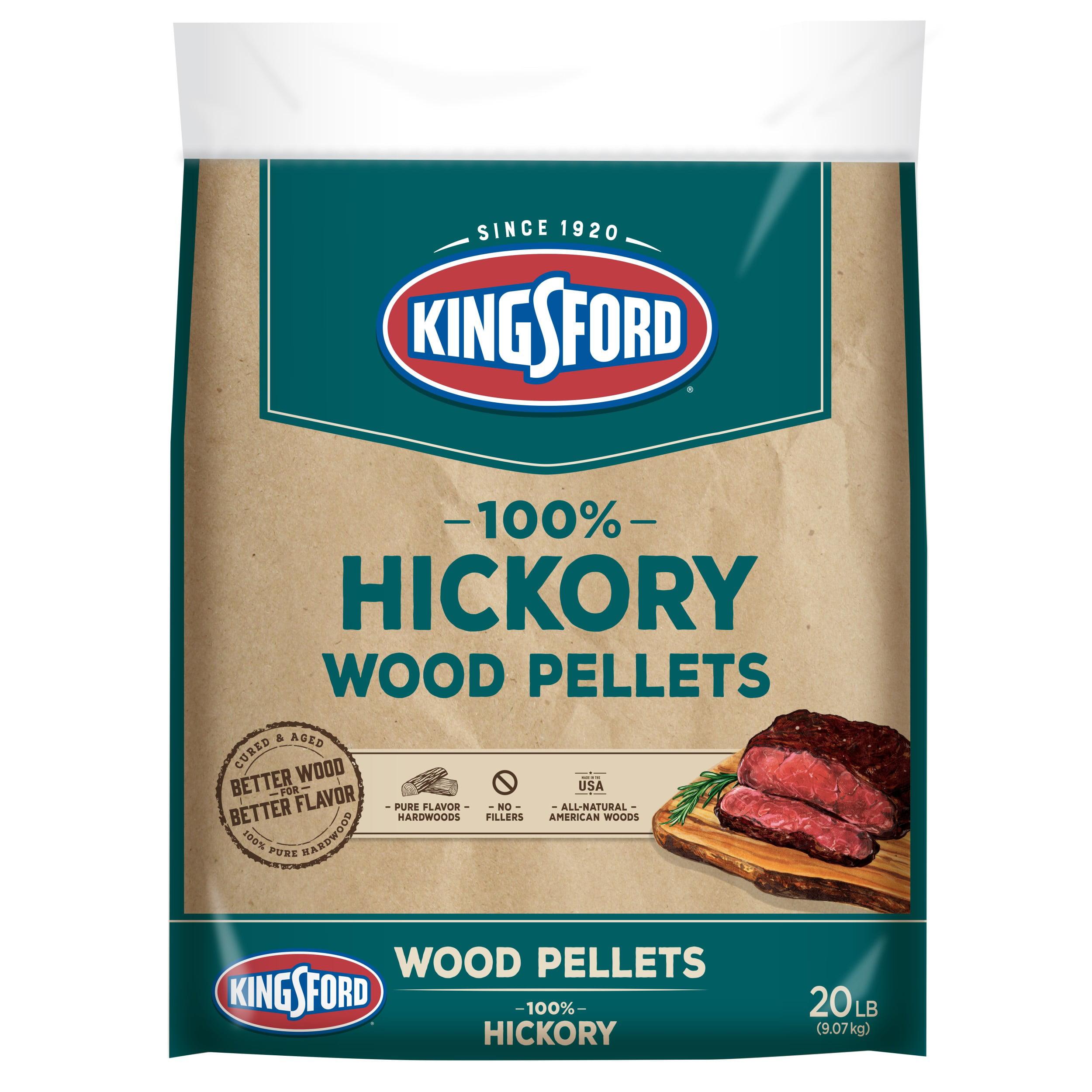 Hickory Smoking Pellets