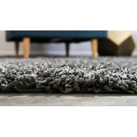 Best Unique Loom Solo Solid Shag Rug deal
