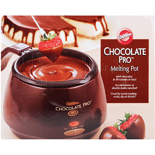 Wilton Chocolate Pro Electric Melting Pot, by Wilton Industries, (Candy Melts M)