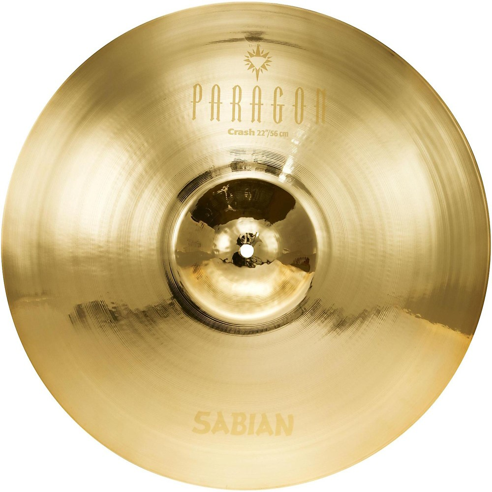 "Sabian NP2208B Neil Peart Paragon 22"" Crash Cymbal - Brilliant"
