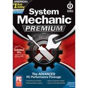 Iolo System Mechanic Premium (Windows) (Digital Code)
