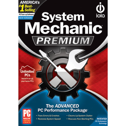Iolo System Mechanic Premium (Windows) (Digital Code)