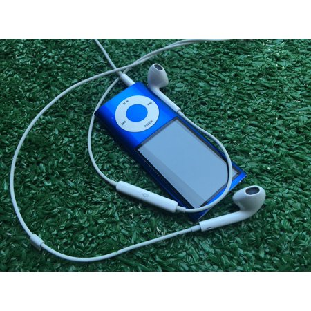 LAMINATED POSTER Digital Sound Ipod Headphones Apple Music Poster Print 11  x 17
