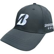 Bridgestone Golf Performance Cap Graphite