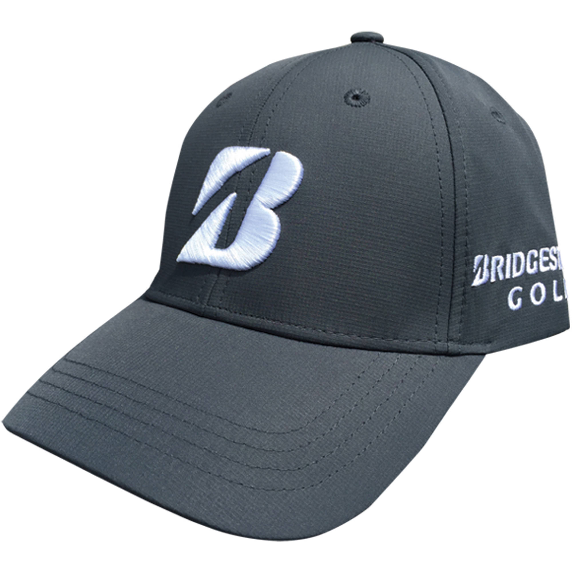 Bridgestone Golf Performance Cap Graphite