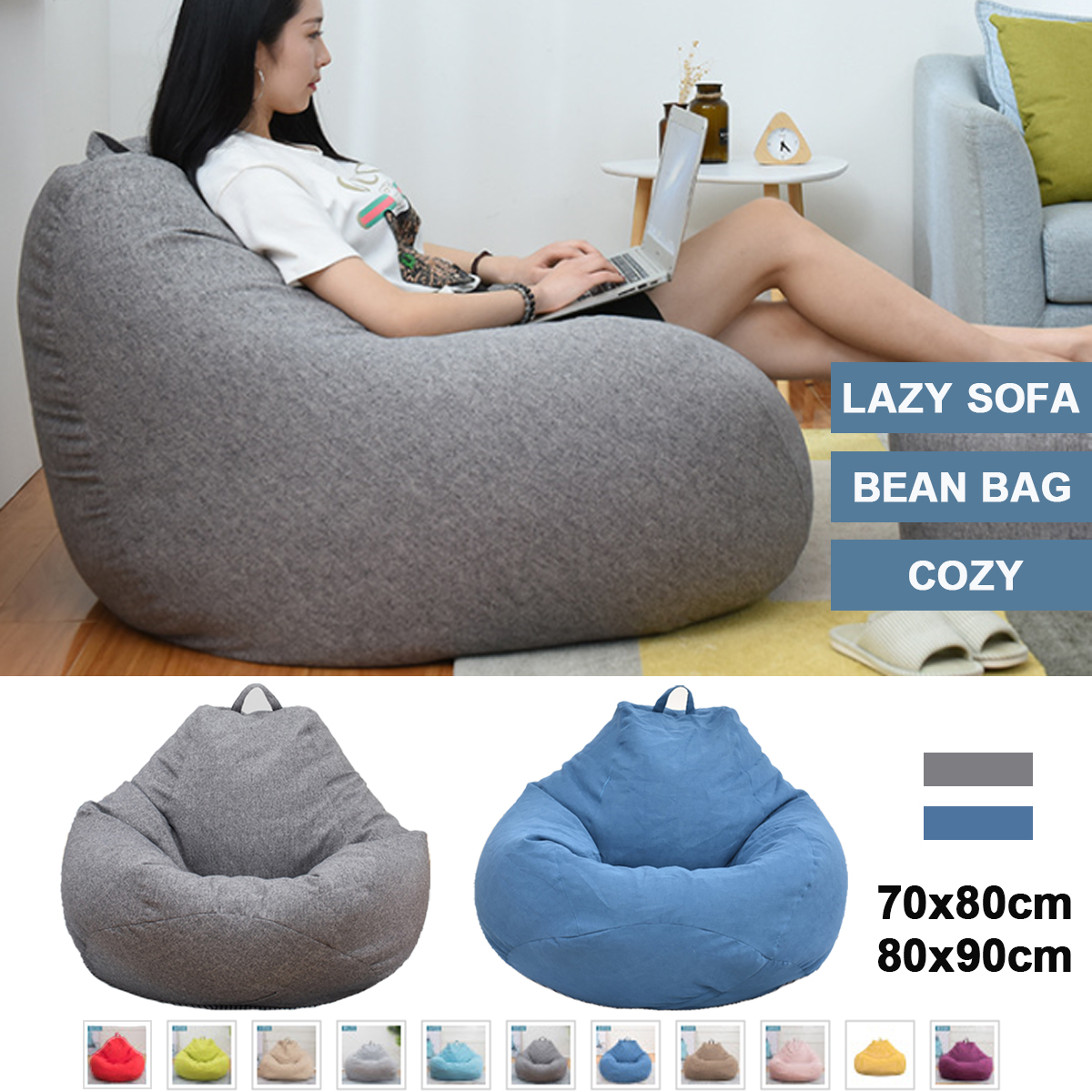 Pleasing No Filling Adults Large Bean Bag Chairs Sofa Cover Indoor Ibusinesslaw Wood Chair Design Ideas Ibusinesslaworg