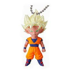 DragonBall Super Ultimate Deformed Mascot Burst 16 Gashapon - Super Saiyan Goku (Super Saiyan Hair)