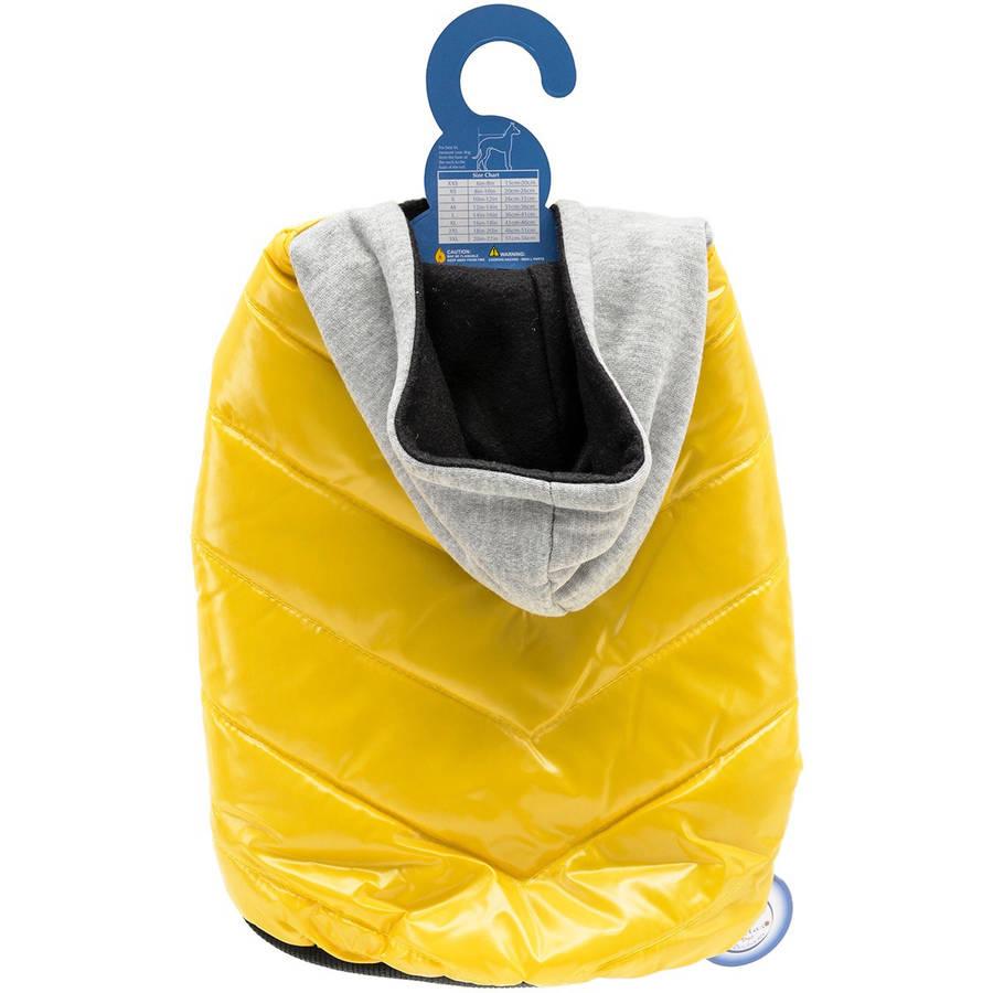 Stellar Pet Boutique Yellow Jacket